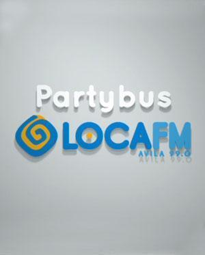 Video - Partybus locafm